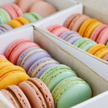 Havre de Grace Bakery for macarons
