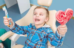 How to care for your child's teeth